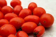 Tomates frescos Fotografía de archivo