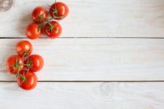 Tomates frescos, maduros Imagens de Stock