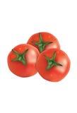 Tomates frescos rojos imagenes de archivo