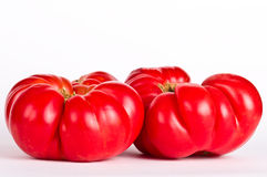 Tomates laides Images stock