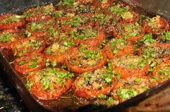 Tomates Provencales Lizenzfreie Stockfotografie