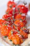 Tomates Roasted fotos de stock
