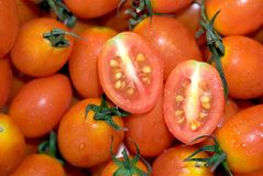 Tomates rojos Fotos de archivo