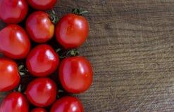 Tomates rojos frescos Imagen de archivo