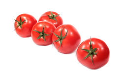 Tomates rouges. Photo stock