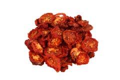 Tomates secados Imagens de Stock