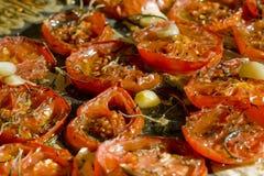 Tomates secados Imagen de archivo libre de regalías