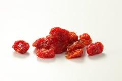 Tomates secados do bebê Fotos de Stock Royalty Free