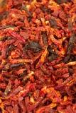 Tomates Sun-Dried Foto de Stock