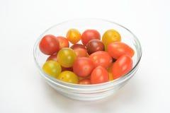 Tomates variados da cor Foto de Stock