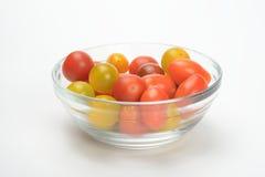Tomates variados da cor Foto de Stock Royalty Free