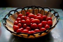 Tomates vermelhos Fotos de Stock Royalty Free