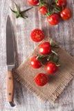 Tomates vermelhos maduros Imagens de Stock Royalty Free