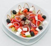 Tomatesalat Lizenzfreies Stockfoto