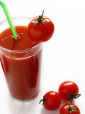 Tomatesap stock afbeeldingen