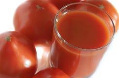 Tomatesap Stock Foto's