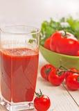 Tomatfruktsaft Royaltyfria Foton