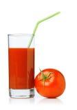 Tomatfruktsaftar Arkivfoto