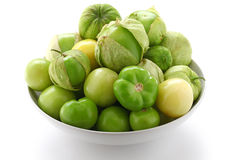 Tomatillo Stock Image