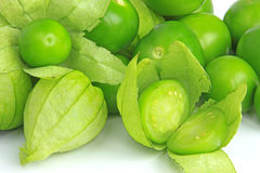 Tomatillo Royalty Free Stock Image