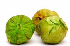 Tomatillo For Salsa Verde Stock Images