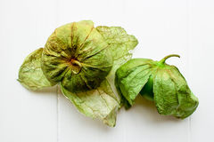 Tomatillos Royalty Free Stock Photo