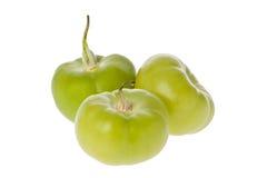 Tomatillos (Physalis philadelphica) Stock Photo