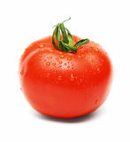 Tomato. Isolated on white background Stock Photo
