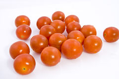 TOMATO. Of the withe background Royalty Free Stock Image