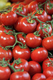 Tomato. Plenty of healthy tomato in one pizza( street market) travel Europe
