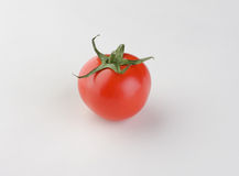 Tomato. Small fresh red tomato beautiful Stock Photo
