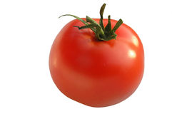 Tomato. Isolated stock images