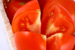 Tomato. Red ,red vegetables,natural plant royalty free stock photo