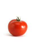 Tomato. Red tomato isolated on a white background Stock Image