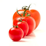 Tomato Abstract Royalty Free Stock Images