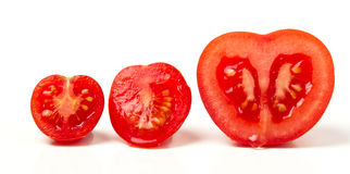 Tomato Abstract Royalty Free Stock Photography