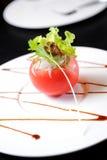 Tomato appetizer Royalty Free Stock Photos