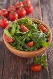 Tomato and arugula salad Royalty Free Stock Photography
