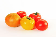 Tomato Assortment Royalty Free Stock Image