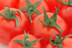 Tomato background Stock Photo