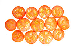 Tomato background Royalty Free Stock Photography