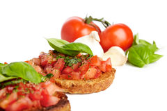 Tomato breads Royalty Free Stock Photography