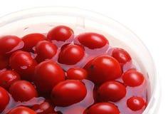 Tomato cherry Royalty Free Stock Photos