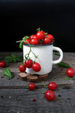 tomato cherry Royalty Free Stock Photo