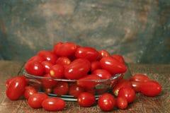 Tomato cherry Stock Photography