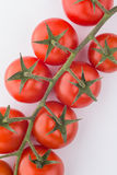 Tomato cherry isolated Royalty Free Stock Photography