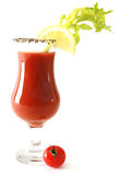 Tomato cocktail Royalty Free Stock Photo