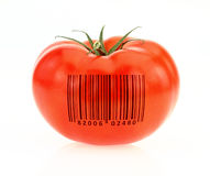 Tomato coded Royalty Free Stock Photography