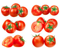 Tomato collection Stock Images