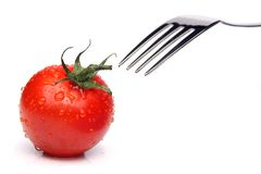 Tomato concept Royalty Free Stock Images